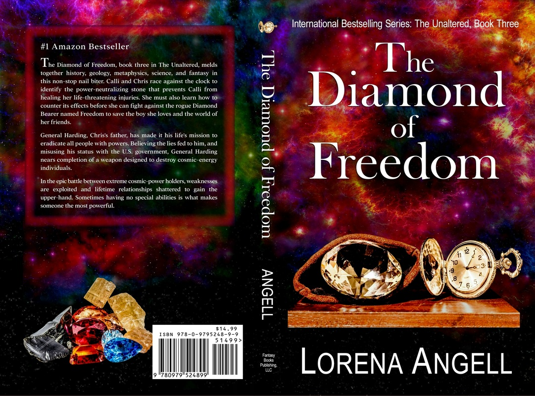the diamond of freedom Lorena Angell